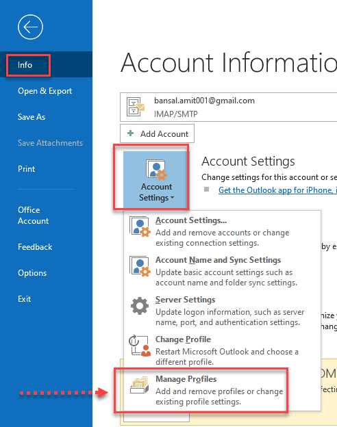 why am i not receiving emails on outlook