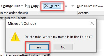 how to block auto reply in outlook