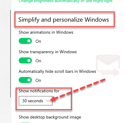 Simplify and personalize Windows