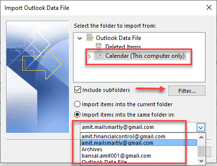 How To Import And Merge Calendars In Outlook