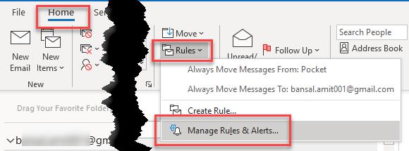 Using Rule Function