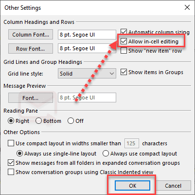 edit subject line in outlook