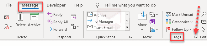 How To Find IP Address Of Sender Email In Outlook