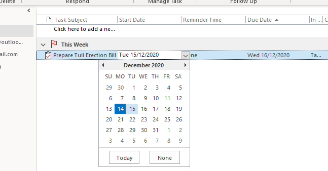 How To Assign And Reassign Tasks In Outlook
