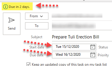 How to Delegate Tasks in Outlook