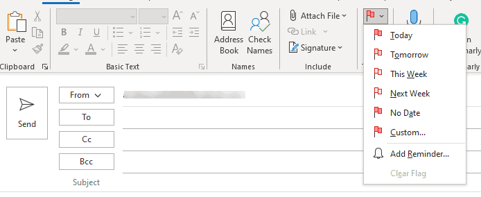 How To Find Flagged Emails in Outlook
